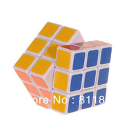3x3x3 Type C Small C Magic Cube White