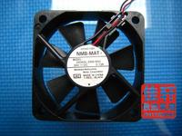 FAN HOME Original nmb frequency conversion cooling fan 6cm 6015 24v 0.13a 2406gl-05w-b50