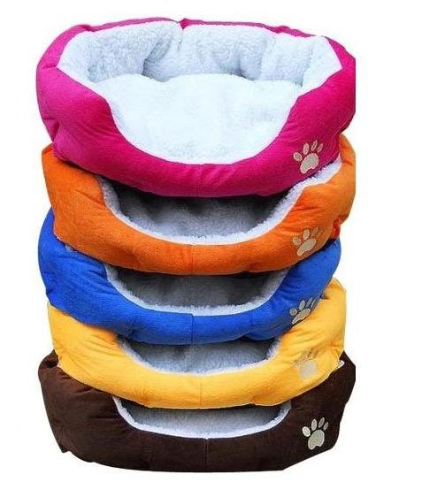 Free shipping Cashmere-like soft warm Pet Bed Nest luxury warm A45(China (Mainland))