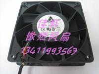 FAN HOME Original delta 12cm fan 12038 12v 4.80a pfc1212de j514v-a00