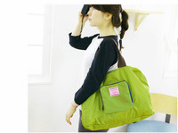 2013 new fashion Foldable Shopping Bag Shoulder Bag Messenger Bag