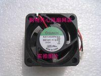 FAN HOME Kd1204pks3 dc12v 0.5w 4 fan