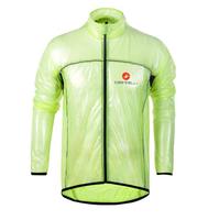 CASTELLI Full Sleeve Sun Protection UPF 30+ BIke Bicycle Jerseys,Windstopper & Waterproof Super Lightweight Cycling Jerseys