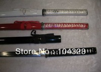 free shipping katana sword with stight1045 carbon steel blade  on retail & wholesale