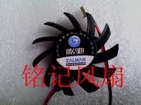 FANS HOME Original black gt210 gt220 graphics card fan 5.5 diameter
