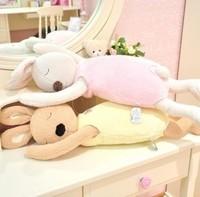 Free shipping and birthday gift  rabbit pillow nap pillow   hello kitty