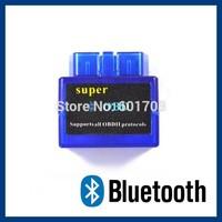 Super Pocket-size Mini ELM327 V1.5 Bluetooth OBD-II OBD2 Auto Car Diagnostic Tool Free Shipping