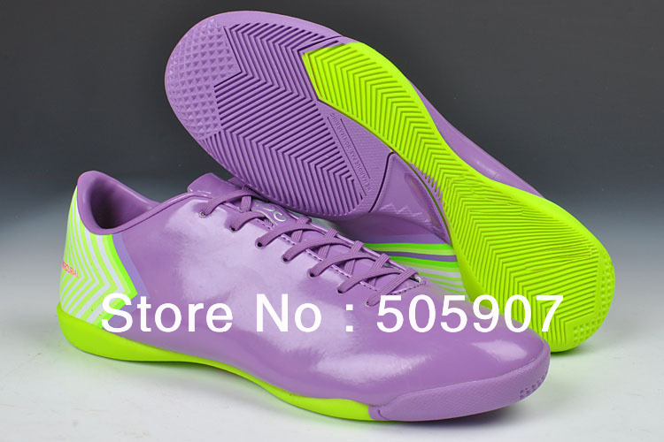 2013 Newest Styles Turf&amp;Futsal Five Soccer Shoes,IX pleasure goal Soccer Boots,Indoor Football Cleats Top Quality free shipping(China (Mainland))