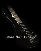 Free shipping no case ESP LTD B-10 Electric Bass Guitar Basswood Body Rosewood Fretboard Black 04212