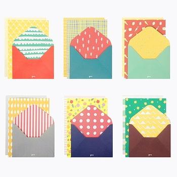 Gmz vintage mini letter pad envelope set 2 letter pad 1 envelope 12