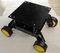 4x4 robot barrowload 4wd hanging intelligent barrowload wheel off-road