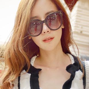 FREE SHIPPING Mirror female sunglasses large frame sunglasses sun glasses sp1362