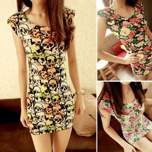 Free shipping ! 2013 summer sexy brief vintage shoulder pads elegant fancy slim hip slim one-piece dress
