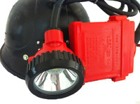 5Ah Rechargeable led headlamp for coal mine