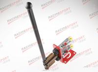 Universal Hydraulic Hand Brake Dual Cylinder Horizontal E-Brake Drift