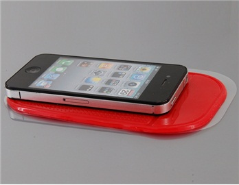 free shipping 50 pcs/lot anti-slip pad for promotion car cell phone holder car holder for iphone