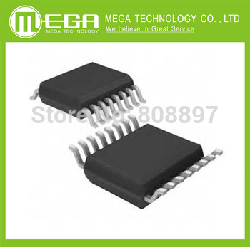 10 PCS TSC2046IPWR TSSOP-16 TSC2046 TITSC 2046 Low Voltage I/O TOUCH SCREEN CONTROLLER