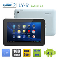 New Model Allwinner A20 7 inch 1024x600 HDMI dual core android 4.2 tablet pc S1