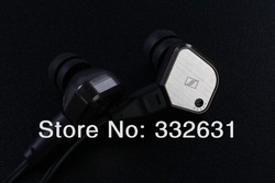 Wholesale hotselling New Hifi IE80 Earphones IE-80 Professional In-Ear headphones 10pcs/lot free shipping via DHL(China (Mainland))