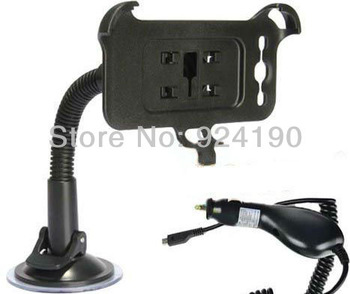 2013 Car Charger +Windshield SUCTION Mount Holder For Samsung Galaxy S3 SIII i9300 Free Shipping