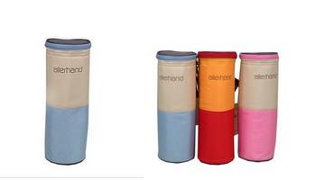 2014 free shipping 2013 new Feeding Bottle Warmer bag cooler bag cooler single bottle b999 ok