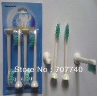 Free shipping 16pcs Angel Whitening PX6016 for philips sonicare  electric toothbrush heads ,Standard bristles(1pack=4 heads)