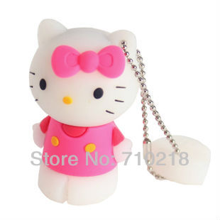 Genuine 2G/4G/8G/16G/32G flash drive pen drive usb flash drive Cat Free shipping+Drop shipping,EU206