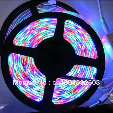 International Dimensions wireless led strip light 5M/Rell for indoor,car,outdoor decoration use(China (Mainland))