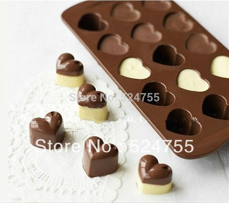 Heart Shaped Chocolate Cake Decorating Ideas : Pin New Shapesilicone Cake Mold Ycr090 China Moldsilicone ...