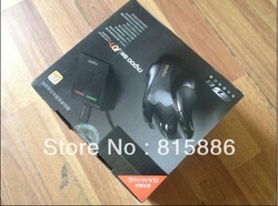 new arrival 100% Original Rapoo V8 Laser Gaming Wireless Mouse 5000DPI Free Shipping(China (Mainland))