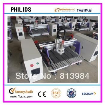 Wood furniture cnc machine FLD6090