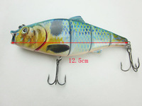 VJS04-5 Fishing Lure Hard Bait spinner bait minnow fishing lures Fishing Tackle