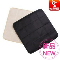 Car bamboo charcoal cushion car cushion flavor for air purification bamboo charcoal health care seat cushion four seasons