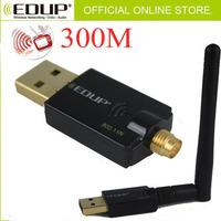 New EDUP-1559 Mini USB 300M 11N Wireless Network LAN Wifi Card Adapter Dongles