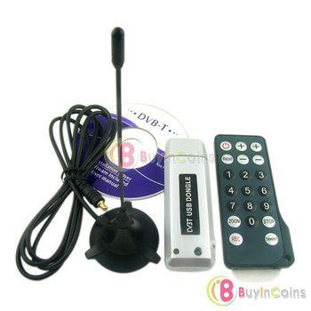 USB 2.0 Digital DVB-T HDTV TV Tuner Recorder & Receiver [65|01|01]