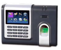 X628 the most popular finger print reader time recorder, tcp/ip and USB ports, monthly attendance report