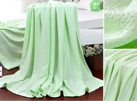 100% Bamboo fiber towel blanket /Covering blanket For Hot  Summer  Free shipping(150cm*200cm)