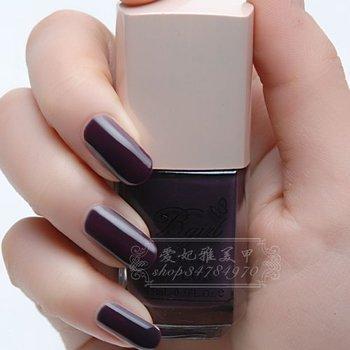 Bgirl nail polish oil Deep elegant purple nail art new arrival 825