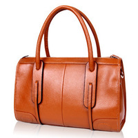 2013ailena vintage leather bag shoulder bag handbag genuine leather bag handbag women's
