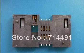 IC card reader socket 8 pin IC card connector 80831 card reader slot