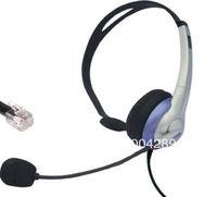 H10 Headset for SNOM 300 Nortel i2002 Avaya 2410 Toshiba DKT-3010S MITEL 5050