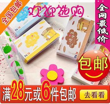 28 6 ! cartoon note pad mini memo pad plaid pavans