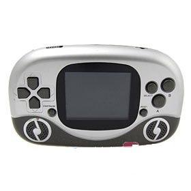 Wide Color Screen Digital Crystal Panel LCD Video Game Player