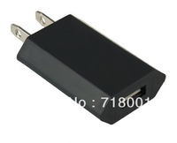 USB Wall Power Charger Adapter US Plug Interface for Apple iPod iPhon 4 4S