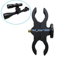 Mount For Flashlight Torch Telescope Sight Laser Bike Scope Outdoor Hunting QQ09 free shipping