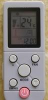 For CONIA Air Conditioner CA9007 CA12007 CA18003 CA2422  YKR-F/06 Remote Control