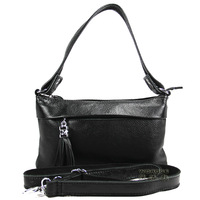 2012 women's genuine leather handbag cowhide shoulder bag messenger bag handbag women's