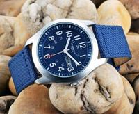 Casual Watches Men Sports Watches EYKI Men Quartz Outdoor Sports Watch Man Canvas Calendar clock Men Sports Watches male clock