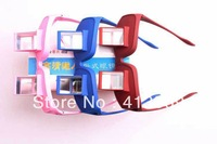 Wholesale High Definition Horizontal Colorful(Red, Pink, Blue, Black) Glasses Lazy Glasses, Novelty Bed Lie Down Periscope