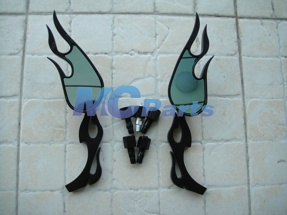 FOR Yamaha XJR1300 V-MAX MT-01 03 TDM900 FZ1 FZ6 XJ XJ600 Diversion XT660 Mirrors Free shipping(China (Mainland))